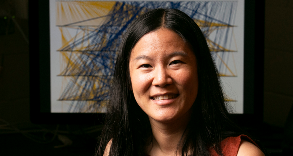 Duke's Jenny Tung Wins $625k MacArthur Foundation Genius Grant